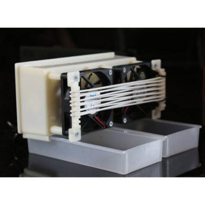 Bô điều khiển máy ấp trứng đi kèm khay nước tạo độ ẩm