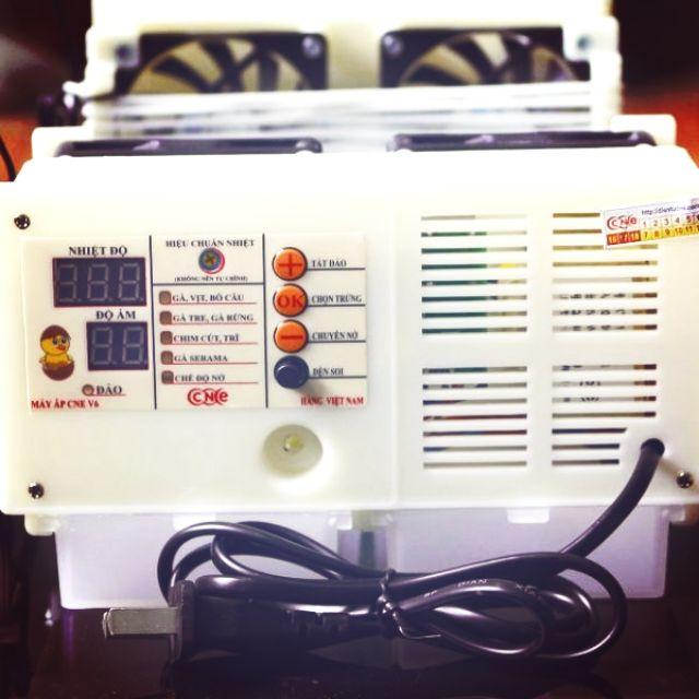 bộ điều khiển máy ấp CNe V6