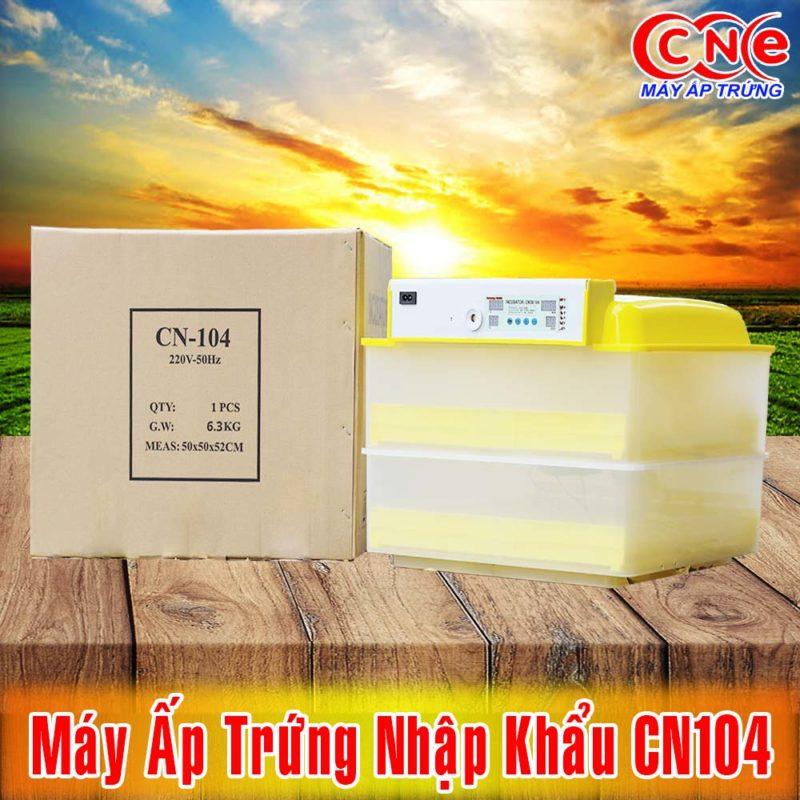 máy ấp trứng CN104